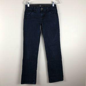 Nau Dark Rinse Boot Cut Jeans Size 26